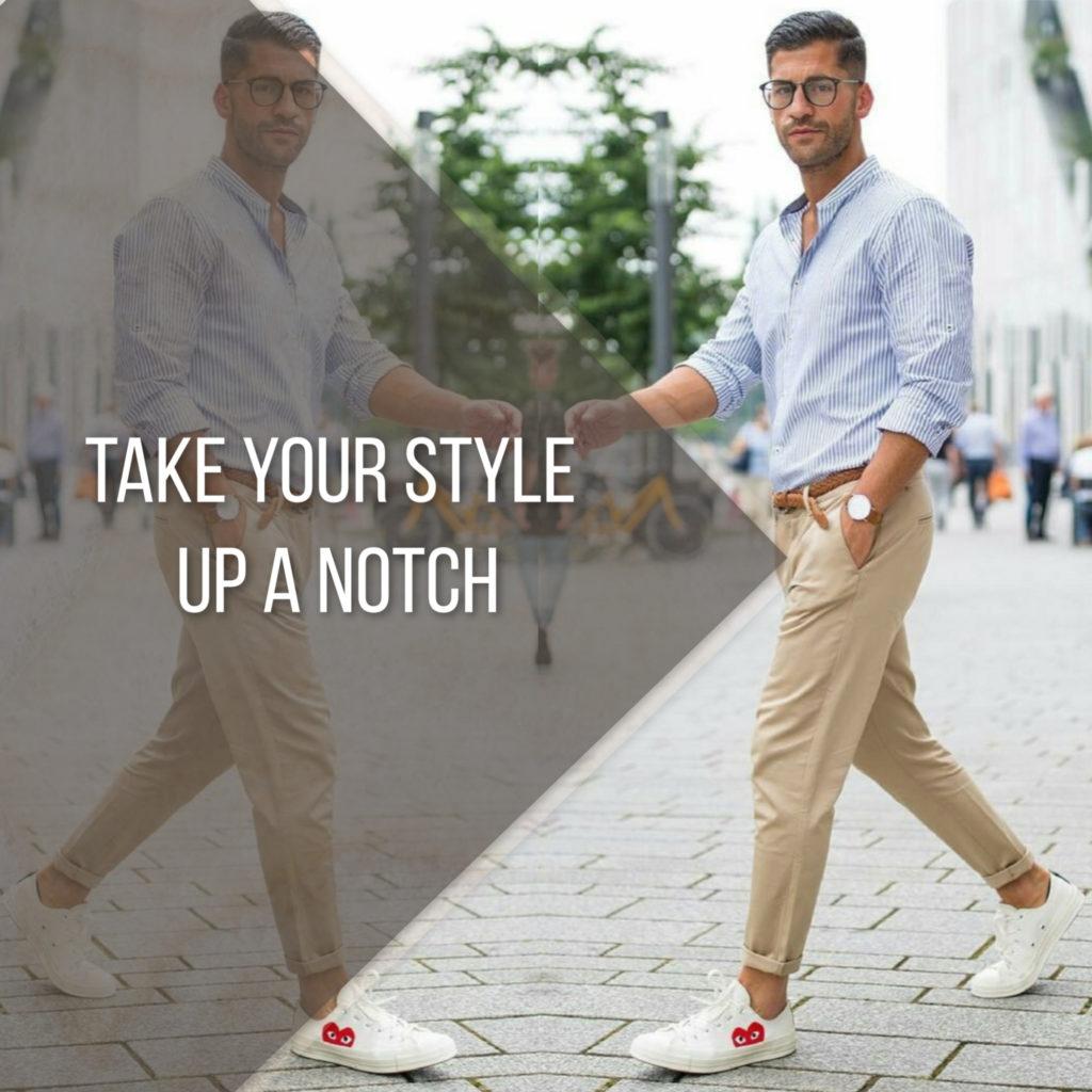 Men's Style update