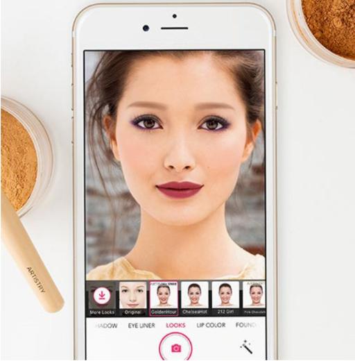 Virtual Colour Makeup Trial